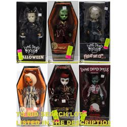 FEATURED LIVING DEAD ACTION FIGURES