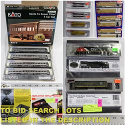 FEATURED HO SCALE TRAINS