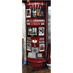 """56"""" & 74"""" THE ULTIMATE SIX STAMP DISPLAY STANDS &"""