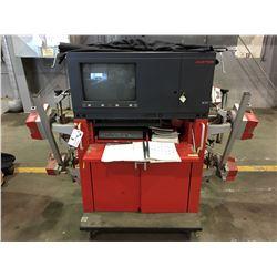 HUNTER K111 WHEEL ALIGNMENT MACHINE