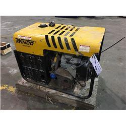 WINCO GENERATOR, HONDA 18HP