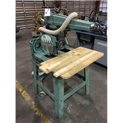 GENERAL RADIAL ARM SAW