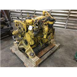 CAT C9.3 6 CYL TEST ENGINE