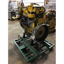 DETROIT DIESEL SERIES 50 TEST ENGINE