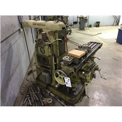 VAN NORMAN MILLING MACHINE