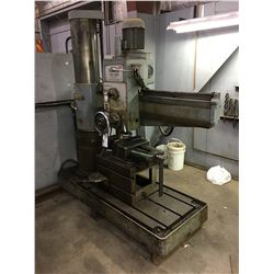 SORALUCE TRO-1250 DRILL PRESS