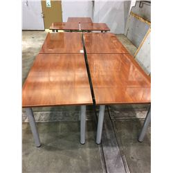 7 MATCHING TABLES