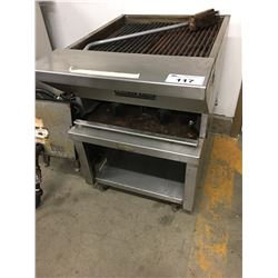 "24"" GAS GRILL"