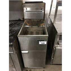 "16"" DEEP FRYER"