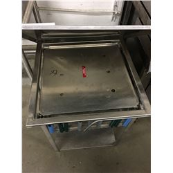 STAINLESS STEEL TRAY HOLDER