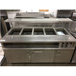 "72"" ALEXANDRA GAIR HEATED SERVING STATION"