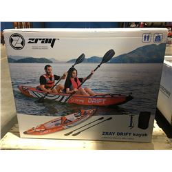 ZRAY DRIFT KAYAK INFLATABLE