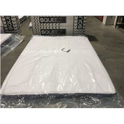 "QUEEN SIZE KINGSDOWN 7"" MEMORY FOAM MATTRESS IN A BOX"