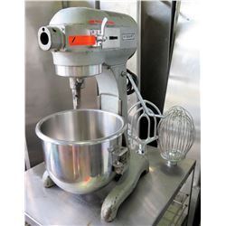 Hobart A200 Commercial 3-Speed Mixer & Attachments
