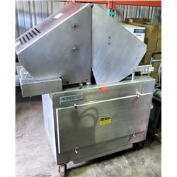 Ross Performance Stainless Steel Meat Slicer Conveyor