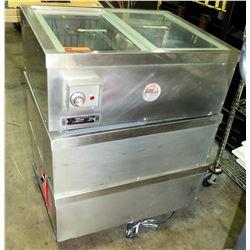 Halo Heat 200-CT 120V Cook/Hold/Serve System