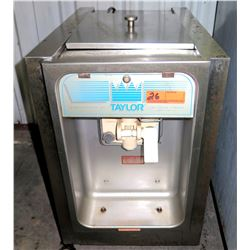 Taylor Single Flavor Soft Serve Ice Cream Machine