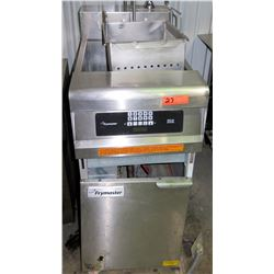 Frymaster Solid State Single Compartment Deep Fryer w/ Basket