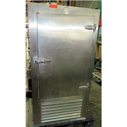 Stainless Steel Single Door Freezer Unit