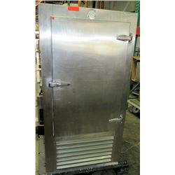 "Stainless Steel Proofer 32""W x 26""D x 62""H"