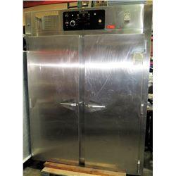 Traulsen Double Door Refrigeration Unit w/ Auto Timer