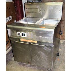 Frymaster Two Sided Electric Deep Fryer