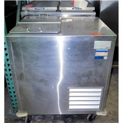 ShelleyMatic Mobile Chilled Plate Dispenser