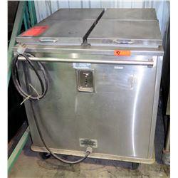 """Carter Hoffmann DH900-4 Plate Chiller Dispenser 34.5""""W x 40 D x 40""""H"""