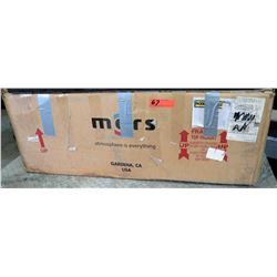 "New Mars Air 36"" Low Profile Air Curtain STD236-1US-BG Single-Phase 115V"