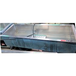Hot or Cold Buffet Electric Cabinet w/ Drain