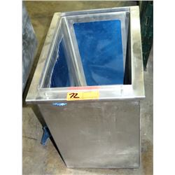 Stainless Steel Drop-In Unit