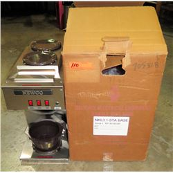 Newco NKL3 Commercial Coffee Maker