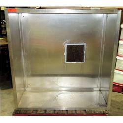 Greenheck Stainless Steel Vapor Hood Kitchen Ventilation System