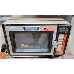 Litton Vendmaster Vend-10 Commercial Microwave Oven