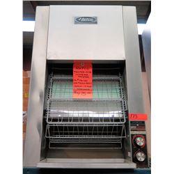 Hatco TK-100 Toast King Vertical Conveyor Toaster