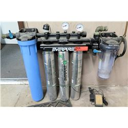 Everpure High Flow CSR Triple MC Water Filtration System