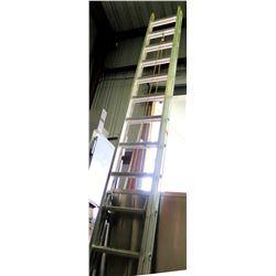 Aluminum Multi-Purpose Extension Ladder 24'