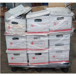 Pallet of Misc Plates, Serving Trays, Condiment Dishes, Footed Bowls, Cups, Tea Set, etc