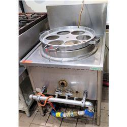 "Tanico Commercial 6 Hole Noodle Cooker Pasta Cooking Machine 25.5""W x 29.5""D x 41""H"