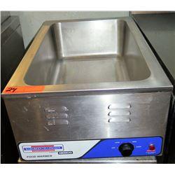 "Nemco Bargreen Ellingson Commercial Food Warmer 14.5""W x 22.5""D x 8.5""H"