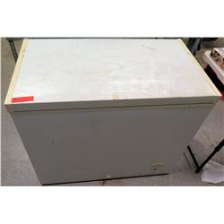 "Frigidaire Top Loading Freezer Unit 37""W x 20""D x 32""H"