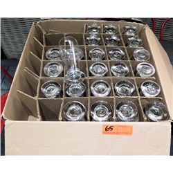 Approx. 3 Dozen Libbey 3812 Pilsner Glasses, 12oz