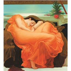 Frederick Leighton Flaming June