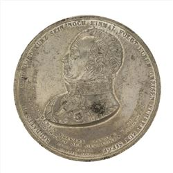 1849 Austria Golden Fleece Award Medal