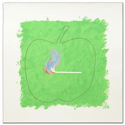 Green Flame by Beauchamp (1923-1995)