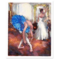 Blue Dancer by Ferenci, Hedva