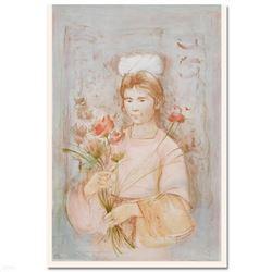 Mayan Princess by Hibel (1917-2014)