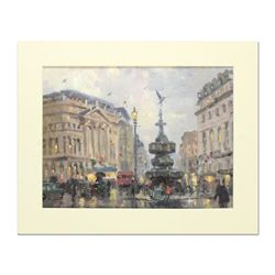 Piccadilly Circus by Kinkade (1958-2012)