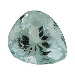 7.22 ct. Natural Pear Cut Aquamarine