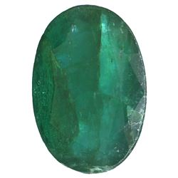 4.61 ctw Oval Emerald Parcel